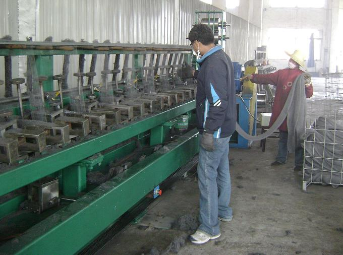 Steel Wool Production Line Steel Wool Machine Omex Tech